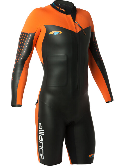 blueseventy Alliance Swimrun Wetsuit Men Orange